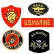 アメリカ軍 ミリタリーワッペン 米海軍&海兵隊セット