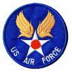 ミリタリーワッペン 旧陸軍航空隊USAF