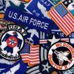 アメリカ空軍 ミリタリーパッチ 米空軍 エンブレムワ...