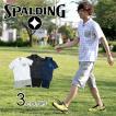 上下セット/メンズ/上下セット/ブランド/SPALDING/スポルディング/速乾/ドライ/セットアップ/ポロシャツ