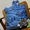 リサラーソン エコバッグ ハリネズミ 早がわりはりねずみ【LISA LARSON/eco bag/収納バッグ/ハリネズミ/イギー/パンキー/ピギー/北欧/北欧雑貨】