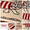 リサラーソン ロングブランケット マイキー 80×150cm【LISA LARSON/ブランケット/ひざかけ/ひざ掛け/猫/ねこ/ねこ雑貨/北欧/北欧雑貨】