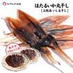 ほたるいか丸干し (いしる干し 上級品) 石川県産:200g (120〜140匹) メール便 送料無料