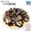 [石川県産]素潜り漁の活さざえ:小さめ 10個 詰合せ (1個80〜100g)