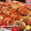 40%OFFクーポン有 海鮮 ぼたんえび 特大3Lサイズ!刺...