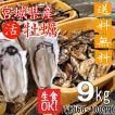 殻付き牡蠣 産地直送 宮城県産 9kg 生食用 送料無料 旬 活 かき 生ガキ