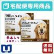 B:フロントラインプラス 犬用  L (20〜40kg) 6ピペット 2箱セット 動物用医薬品 使用期限:2021/08/31以降(05月現在)