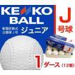 【送料無料】ナガセケンコー J号 1ダース 軟式野球ボ...