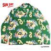 "SUN SURFRAYON L/S""MACINTOSH UKULELE""Style No.SS28555"