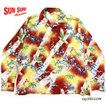 """SUN SURFRAYON L/S""""SPARROW FLY AROUND""""Style No.SS38569MGLS"""