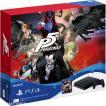 『中古即納』{本体}{PS4}プレイステーション4 1TB PlayStation4 Persona5 Starter Limited Pack(ペルソナ5 スターターリミテッドパック)(CUHJ-10012)(20160915)