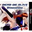 『中古即納』{3DS}DEAD OR ALIVE Dimensions(デッドオアアライブディメンションズ)(20110519)