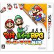 『中古即納』{3DS}マリオ&ルイージRPG ペーパーマリオMIX(ミックス)(20151203)