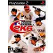 『中古即納』{PS2}メジャーリーグベースボール 2K6(Major League Baseball 2K6)(20070308)