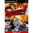『中古即納』{PS2}EA BEST HITS バーンアウト3 テイクダウン(Burnout 3: Takedown)(SLPM-65958)(20050519)