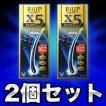 【第1類医薬品】【大正製薬】リアップ X5 プラス ローション  60ml×2個セット(抜け毛・フケ )