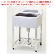 【 即納 】 シンク 業務用一槽シンク 東製作所 アズマ HP1-600 600×600×800 メーカー直送/代金引換決済不可