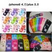 iphone6s ケース Iphone6s plus  ケース/5/5s/4/4s M&M's チョコレート シリコン ソフト  ケース