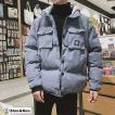 中綿ジャケット 中綿 デート 防寒お出かけ ダウンジャケット ジャケット コート メンズ 秋冬 アウター 上着