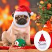 クリスマス 犬猫 帽子 犬用 帽子 アクセサリー 小型犬 パーティ ー ドレス アップ 衣装 帽子 キャップ ペット ショップ グループ上 ホーム ガーデン から 犬