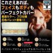 ウォータープルーフカバーファンデーション ダーマカラープロフェッショナルカバーパレットK(6色入り)