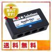 MIDI Solutions ソリューション Quadra 4-Output MIDI Thru Box 送料無料 1イン