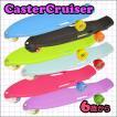 【送料無料】 スケボー 3輪 Caster Cruiser キャスタークルーザー JDRAZOR RT-03