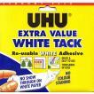 UHU ホワイトタック 増量版 UHU White Tack Extra Value