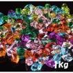 1キロ アイスキューブ 1kg 約400個入 宝石すくい インテリア・お祭り・イベント・催事・縁日・景品に