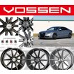 アウディA5 S5 8T Vossen VFS1 10.5J20インチ 295/25R20 4本セット PIRELLI P-ZERO NERO カラー選択
