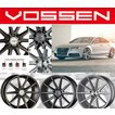 アウディA7 S7 4G Vossen VFS1 10.5J20インチ 275/35R20 4本セット PIRELLI P-ZERO NERO カラー選択
