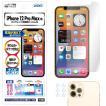 iPhone 12 Pro Max  保護フィルム ノングレア液晶保護フィルム3 防指紋 反射防止 ギラつき抑制 気泡消失 ASDEC アスデック NGB-IPN25