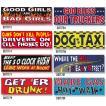 Bumper Stickers -1