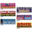 Bumper Stickers -5