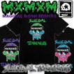 SUICIDAL TENDENCIES x MxMxM MAGICAL MOSH SKUM-kun TEE マジカルモッシュミスフィッツ