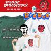PUNKDRUNKERS x DIGDUG ディグダグTEE パンクドランカーズ Tシャツ