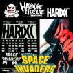 ハードコアチョコレート スペースインベーダー(1978ブラック)タイトー HARDCORE CHOCOLATE