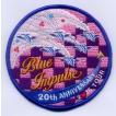 航空自衛隊・ブルーインパルス2015年度ツアーパッチ(ベルクロなし)