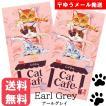 ねこ紅茶 Cat Cafe ティーバッグ キャットカフェ アールグレイ (2g×3)2袋セット プレゼント 女性 猫好き 誕生日