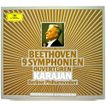 【中古】HERBERT VON KARAJAN カラヤン(指揮) /  BEETHOVEN : 9 SYMPHONIEN 〔CD〕
