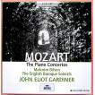 【中古】JOHN ELIOT GARDINER ジョン・エリオット・ガーディナー(指揮) / MOZART : THE PIANO CONCERTOS 〔輸入盤CD〕