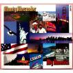 【中古】 MONTY ALEXANDER モンティ・アレキサンダー / MY AMERICA〔CD〕