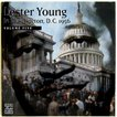【中古】LESTER YOUNG レスター・ヤング / IN WASHINGTON, D. C. 1956 〔輸入盤CD〕