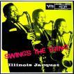 【中古】ILLINOIS JACQUET イリノイ・ジャケー / SWING'S THE THING 〔CD〕