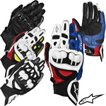 GPX LEATHER GLOVE(ブラック) 【Sk】 L