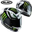 HJC RPHA 11 MILITARY WHITE SAND フルフェイスヘルメット モンスター コラボモデル HJH130