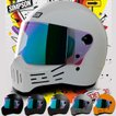 シンプソン MODEL 30 (M30) バイク用フルフェイスヘルメット SIMPSON M30