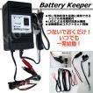 ヤマハ Battery Keeper バッテリーキーパー 12Vバッテリー充電器