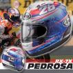 アライ RX-7X PEDROSA(ペドロサ) フルフェイスヘルメット D・ペドロサ レプリカモデル