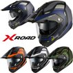 WINS X-ROAD FREE RIDE ウインズ エックス・ロード フリーライド インナーバイザー付き デュアルパーパスヘルメット X-ROAD